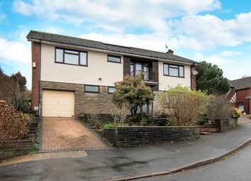 Thumbnail 4 bed detached house for sale in Pentwyn Isaf, Caerphilly