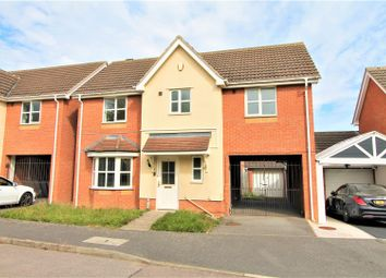 Thumbnail 4 bed detached house for sale in Heritage Way, Hamilton, Leicester