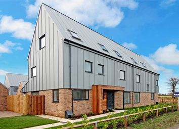 Thumbnail 4 bed town house for sale in Paddocks Way, Poringland, Norwich, Norfolk