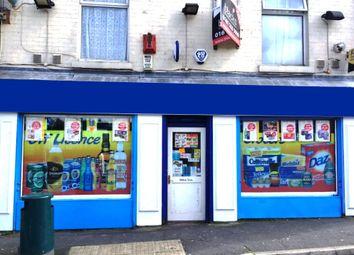 Thumbnail Retail premises for sale in Bolton BL4, UK