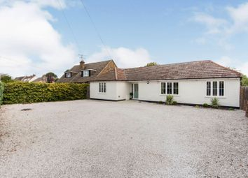 Welley Road, Wraysbury TW19. 4 bed bungalow for sale