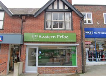 61, High Street, Uckfield TN22. Leisure/hospitality to let