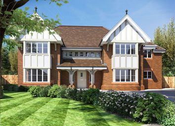 Thumbnail 5 bed detached house for sale in Winchfield View, Old Potbridge Road, Winchfield