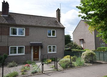 Thumbnail 2 bed flat for sale in Struan Road, Perth
