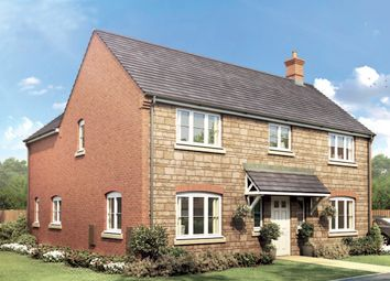 Thumbnail 4 bed detached house for sale in The Winthorpe, Livingstone Road (Off Lyveden Way), Oakley Vale, Corby, Northamptonshire