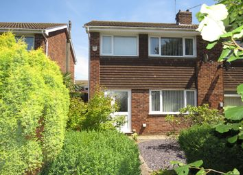 Thumbnail 3 bed semi-detached house for sale in Swallow Drive, Patchway, Bristol