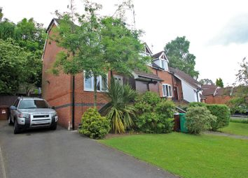 Thumbnail 2 bedroom town house for sale in Pendle Crescent, Mapperley, Nottingham