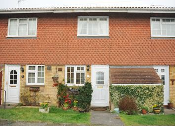 Thumbnail 2 bed terraced house for sale in Lybury Lane, Redbourn, Hertfordshire