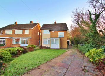 Thumbnail 3 bed detached house for sale in Conway Road, Mountsorrel, Leicestershire