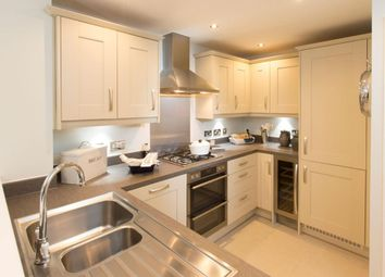 "Thumbnail 4 bed terraced house for sale in ""Faversham"" at Fen Street, Brooklands, Milton Keynes"