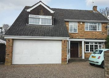 Thumbnail 4 bed detached house for sale in Lovel Road, Winkfield, Windsor