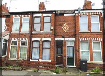 Thumbnail 2 bed terraced house to rent in Cyprus Street, Hedon Road, Hull