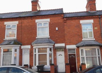 Thumbnail 3 bed terraced house for sale in St. Michaels Avenue, Belgrave, Leicester