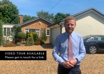 Thumbnail 5 bed detached bungalow for sale in Frog End, Shepreth, Royston