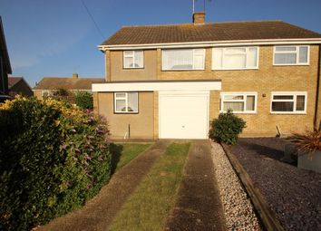 Thumbnail 3 bed semi-detached house for sale in Moreland Close, Benfleet