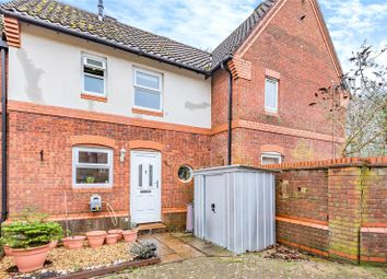 Thumbnail 2 bed terraced house for sale in Churchill Avenue, Bishops Waltham, Hampshire