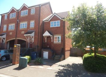 Thumbnail 2 bedroom end terrace house for sale in Navigation Wharf, Eynesbury, St. Neots