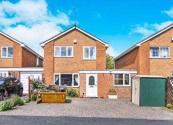 Thumbnail 3 bed detached house for sale in West Park Drive, Droitwich
