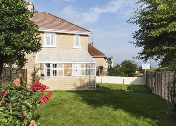 Thumbnail 3 bed semi-detached house to rent in Southdown Road, Bath