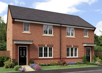 "Thumbnail 3 bed mews house for sale in ""The Nevis"" at Sadberge Road, Middleton St. George, Darlington"