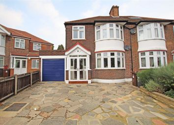 Thumbnail 3 bed semi-detached house for sale in Downs View, Isleworth