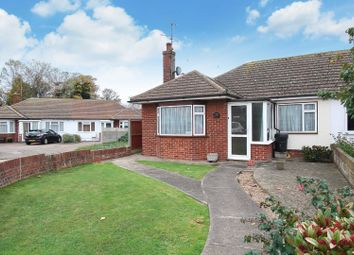 Thumbnail 2 bed semi-detached bungalow for sale in Princess Close, Whitstable