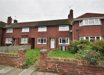 Thumbnail 3 bed terraced house for sale in Broadway, Greasby, Wirral