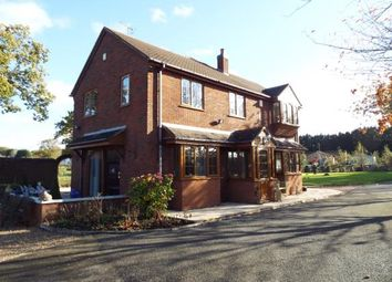 Thumbnail 4 bed detached house for sale in Monwode Lea Lane, Over Whitacre, Birmingham, Warwickshire