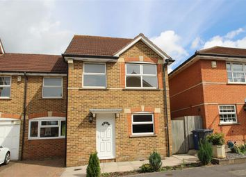 Thumbnail 4 bed end terrace house for sale in Sandwick Close, London