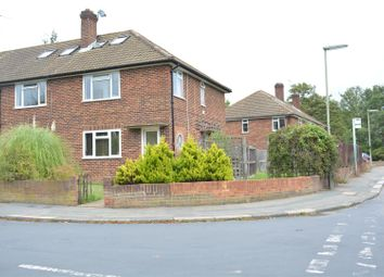 Thumbnail 4 bed maisonette to rent in The Greenway, Epsom