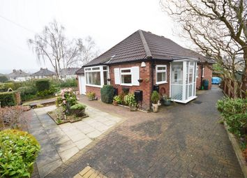 Thumbnail 2 bed detached bungalow for sale in Sunset Road, Meanwood, Leeds, West Yorkshire
