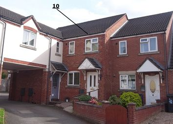 Thumbnail 2 bed terraced house for sale in Northdown Close, Ledbury