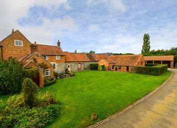 Thumbnail 6 bed detached house for sale in Moor Lane, Syerston