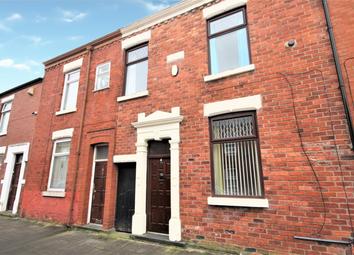Thumbnail Terraced house for sale in Raikes Road, Preston