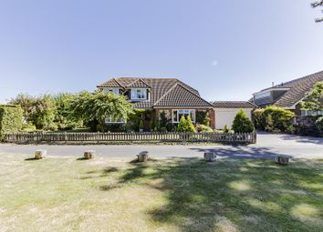 Thumbnail 4 bed detached bungalow for sale in The Poplars, Ferring, Worthing
