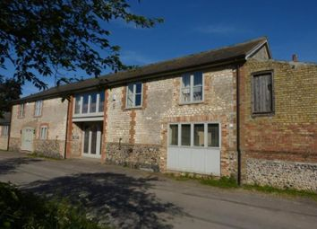 Thumbnail 4 bed barn conversion to rent in Old Severalls Road, Methwold Hythe, Thetford