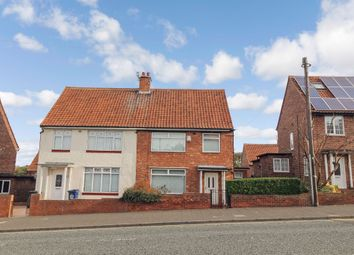 Thumbnail 3 bed semi-detached house for sale in West Road, Newcastle Upon Tyne