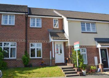 Thumbnail 2 bedroom terraced house for sale in Biddington Way, Honiton