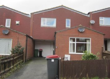 Thumbnail 3 bed terraced house to rent in Chirbury, Stirchley, Telford