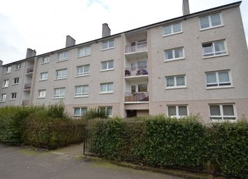 Thumbnail 2 bed flat for sale in Raithburn Avenue, Glasgow