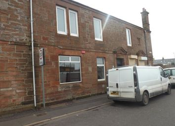 Thumbnail 1 bedroom flat to rent in Somerset Road, Ayr