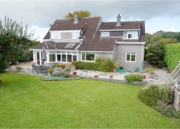 Thumbnail 4 bed detached house for sale in West Bradley, Glastonbury