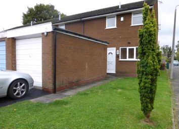 Thumbnail 2 bedroom property to rent in Croome Close, Redditch
