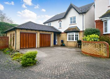 4 bed detached house for sale in Taskers Field, Caxton, Cambridge CB23