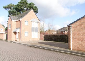 Thumbnail 3 bed detached house for sale in Mitchells Close, Etwall, Derby