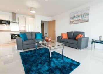 Thumbnail 2 bed flat to rent in Caldey Island House, Prospect Place, Cardiff Bay, Cardiff