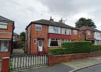 Thumbnail 3 bed semi-detached house for sale in Charlbury Avenue, Prestwich, Prestwich Manchester
