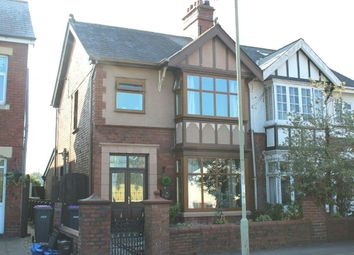 Thumbnail 3 bed semi-detached house to rent in Llantarnam Road, Llantarnam, Cwmbran