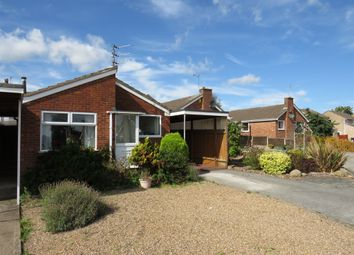 Thumbnail Detached bungalow for sale in Woodley Road, Ratby, Leicester