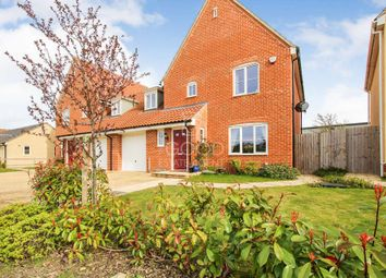 4 bed detached house for sale in Celandine View, Soham CB7